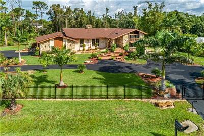 Naples Single Family Home For Sale: 97 Ridge Dr