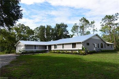 Naples Single Family Home For Sale: 3210 SW 15th Ave