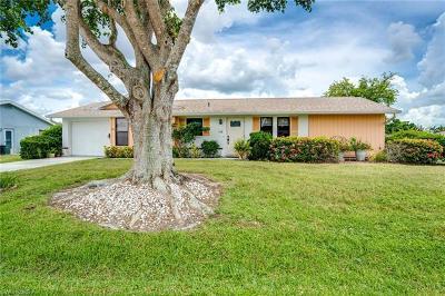 Naples Single Family Home For Sale: 126 Blue Ridge Dr #59