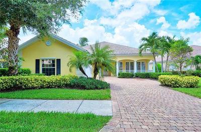 Single Family Home For Sale: 7325 Donatello Ct