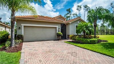 Estero Single Family Home For Sale: 21267 Bella Terra Blvd