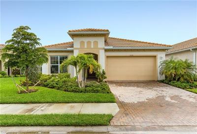 Fort Myers Single Family Home For Sale: 10358 Fontanella Dr