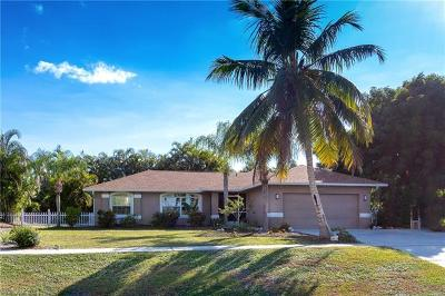 Marco Island Single Family Home For Sale: 2043 San Marco Rd