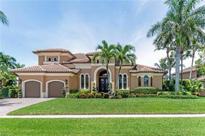 Marco Island Single Family Home For Sale: 740 Milan Ct