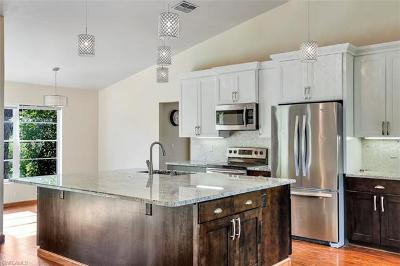 Fort Myers Single Family Home For Sale: 19063 Pine Run Ln