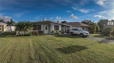 Bonita Springs Single Family Home For Sale: 78 2nd St