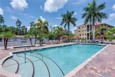 Naples Condo/Townhouse For Sale: 4520 Botanical Place Cir #307