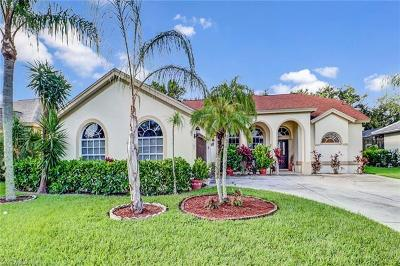 Naples Single Family Home For Sale: 7553 Citrus Hill Ln