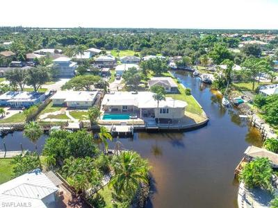 Naples Single Family Home For Sale: 2631 Riverview Dr