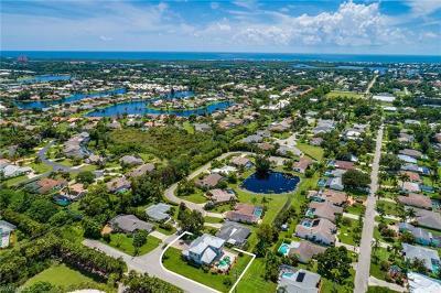 Bonita Springs Single Family Home For Sale: 3520 Gulf Harbor Ct