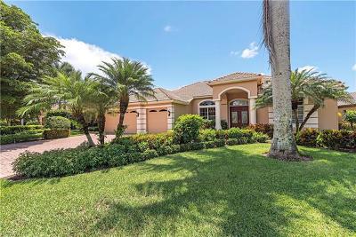 Naples Single Family Home For Sale: 9723 Wilshire Lakes Blvd