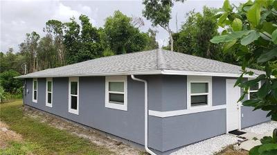 Naples Single Family Home For Sale: 3059 Andrews Ave