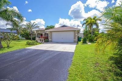 Naples Single Family Home For Sale: 4540 NE 10th St