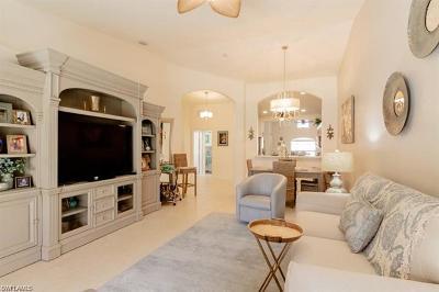 Naples Single Family Home For Sale: 15104 Cortona Way