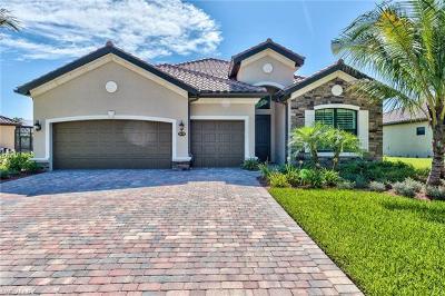 Naples Single Family Home For Sale: 9439 Campanile Cir