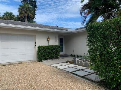 Naples Single Family Home For Sale: 119 Burning Tree Dr