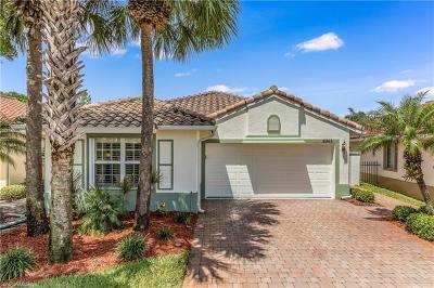 Estero Single Family Home For Sale: 8945 Cascades Isle Blvd