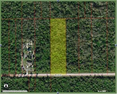 Naples Residential Lots & Land For Sale: 4165 SE 38th Ave