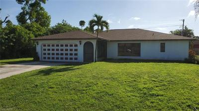 Bonita Springs Single Family Home For Sale: 27671 Playa Del Rey Ln