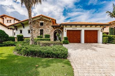 Naples Single Family Home For Sale: 16675 Pistoia Way