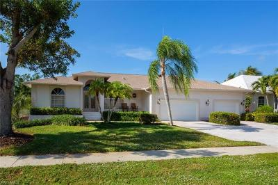 Marco Island Single Family Home For Sale: 616 Nassau Rd