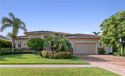Marco Island Single Family Home For Sale: 1119 Lighthouse Ct