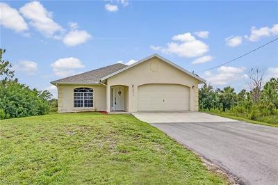 Naples Single Family Home For Sale: 3254 NE 62nd Ave