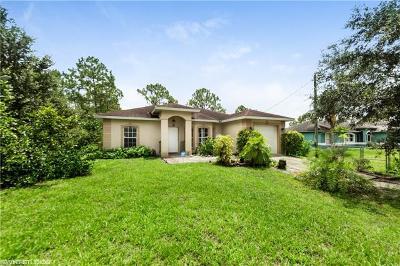 Naples Single Family Home For Sale: 2530 N Everglades Blvd