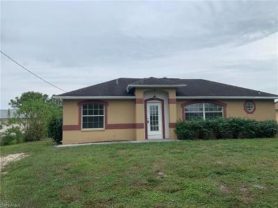 Naples Single Family Home For Sale: 3540 NE 22nd Ave