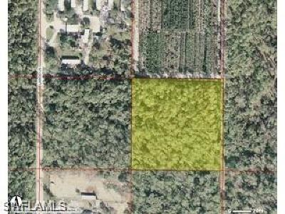 Naples Residential Lots & Land For Sale: 6 L Farms