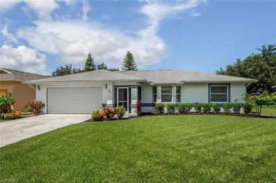 Naples Single Family Home For Sale: 713 Grove Dr