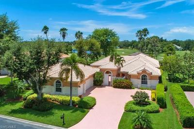 Naples Single Family Home For Sale: 6631 Glen Arbor Way