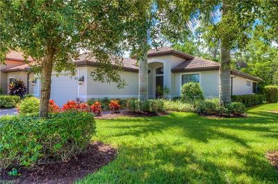 Naples Single Family Home For Sale: 7834 Bucks Run Dr