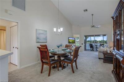 Bonita Springs Condo/Townhouse For Sale: 13060 Amberley Ct #809