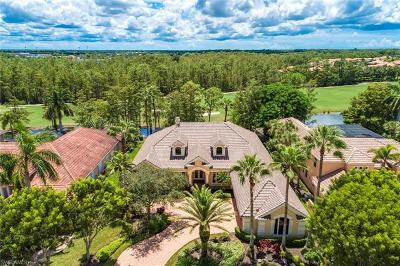 Naples Single Family Home For Sale: 7460 Treeline Dr