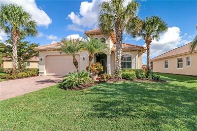 Naples Single Family Home For Sale: 10260 Gator Bay Ct