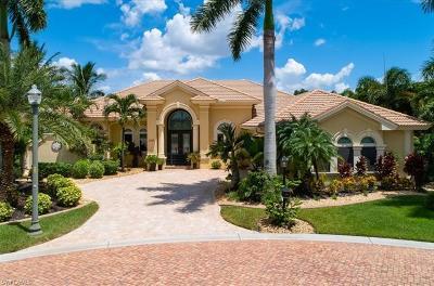 Cape Coral Single Family Home For Sale: 6029 Tarpon Estates Ct