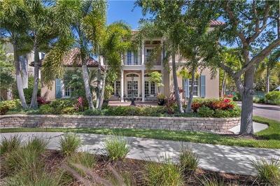Naples Single Family Home For Sale: 1439 Hemingway Pl