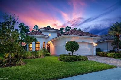 Naples Single Family Home For Sale: 15867 Secoya Reserve Cir
