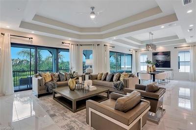 Naples Single Family Home For Sale: 16350 Corsica Way #7-202