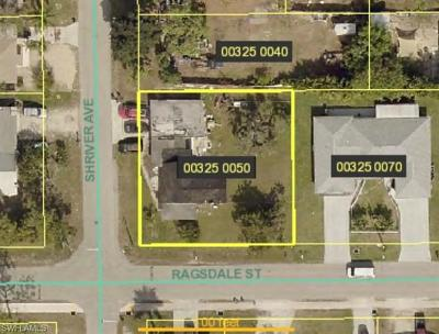 Bonita Springs Single Family Home For Sale: 27467 Shriver Ave