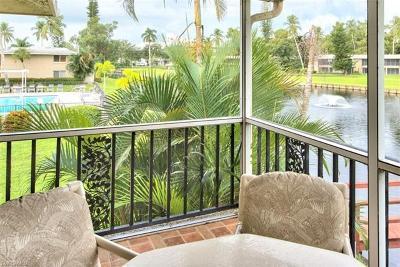 Naples Condo/Townhouse For Sale: 330 Palm Dr #454