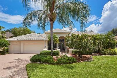 Naples Single Family Home For Sale: 6636 Glen Arbor Way