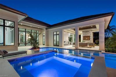 Marco Island, Naples Single Family Home For Sale: 718 Buttonbush Ln