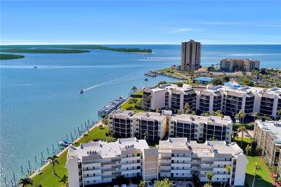 Marco Island Condo/Townhouse For Sale: 931 Collier Ct #A-203