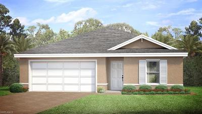 Cape Coral Single Family Home For Sale: 1108 NE 35th Ln