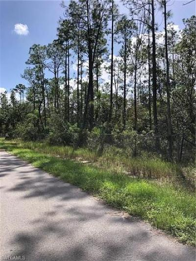 Naples Residential Lots & Land For Sale: 4315 SE 2nd Ave