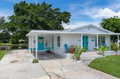 Naples Single Family Home For Sale: 507 N 13th St
