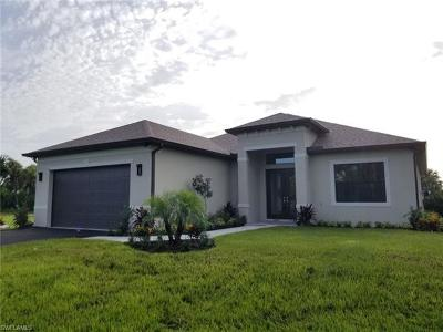 Naples Single Family Home For Sale: 2350 Everglades Blvd