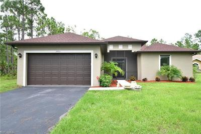 Naples Single Family Home For Sale: 3991 NE 27th Ave